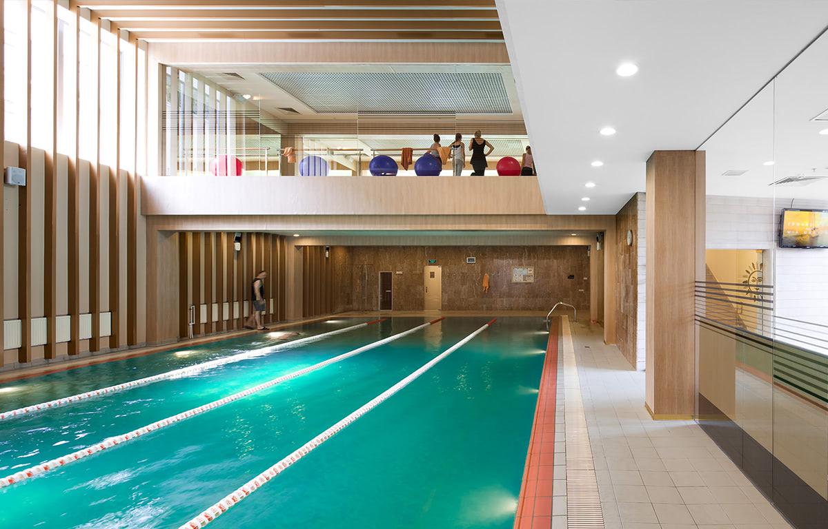Фитнес клуб с бассейном в центре Москвы метро Таганская d89685d6c98
